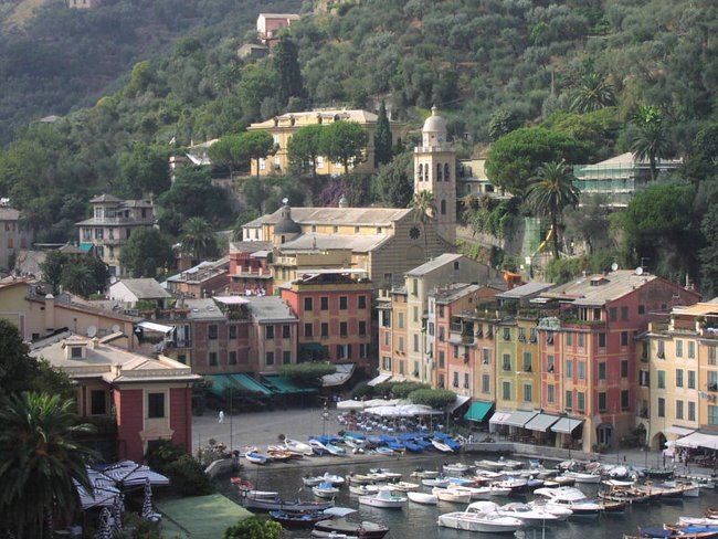 LOVE IN  PORTOFINO....